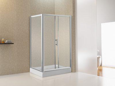 Bathroom Glass Partition